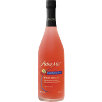 Arbor Mist White Merlot Cranberry Twist 750ml - Case of 12